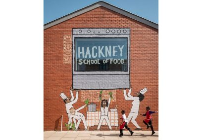 Hackney School of Food wins MacEwen Award 2021